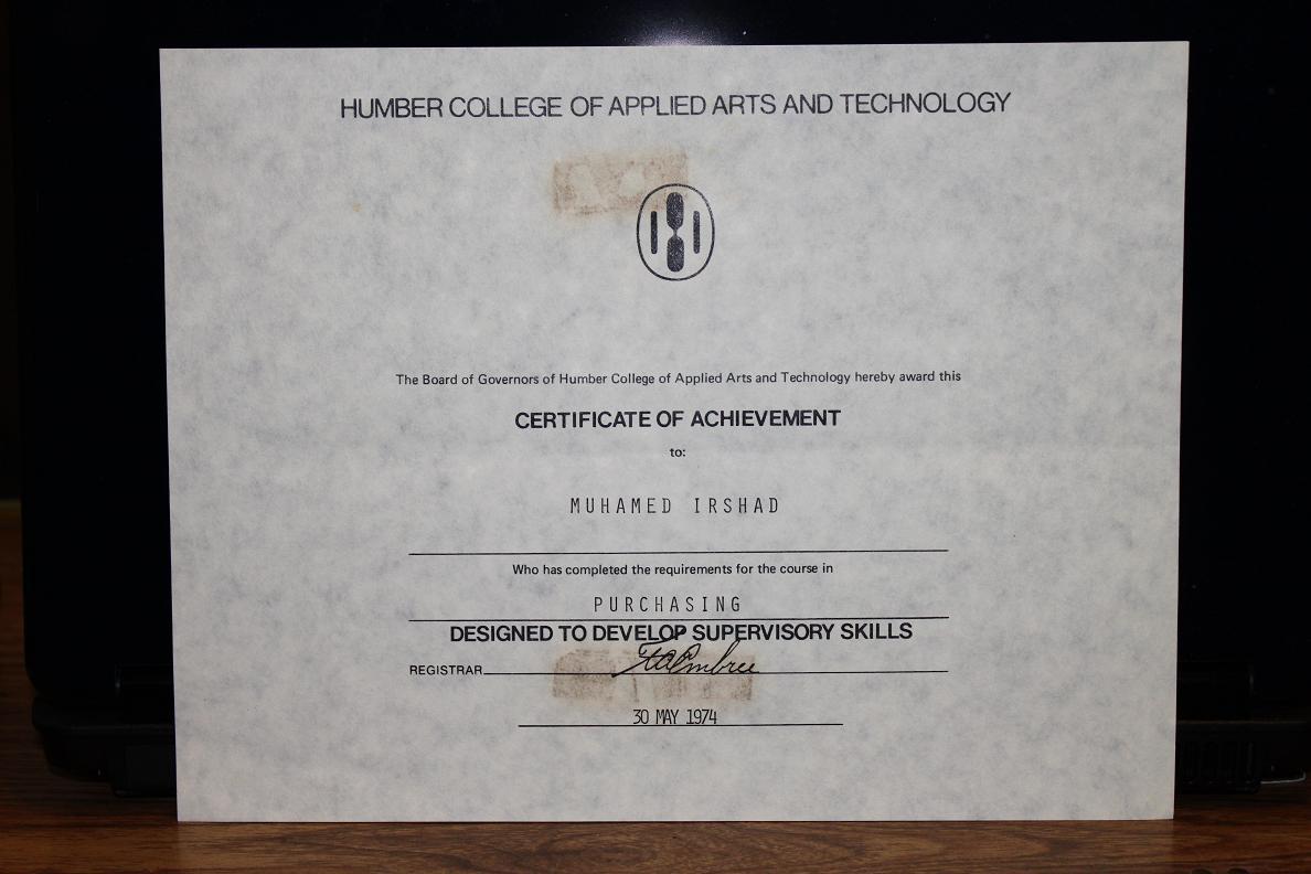 moe award